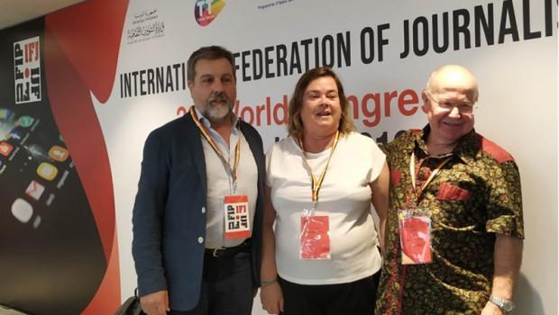 ep paco audije reelegido representantela fapecomite directivola federacion internacionalperiodistas