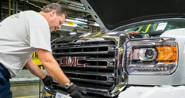 General Motors Obtiene Un Beneficio Neto De Millones