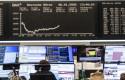 ep 06 january 2020 hessen frankfurt main a stock trader works on the frankfurt stock exchange as the