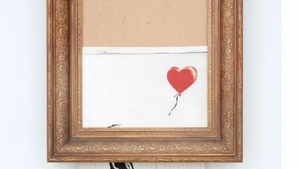 ep girl with balloon de banksy