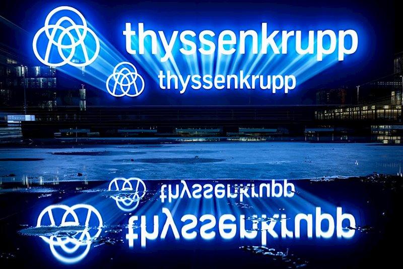 ThyssenKrupp recolocará a los directivos de su división de ascensores antes de la venta