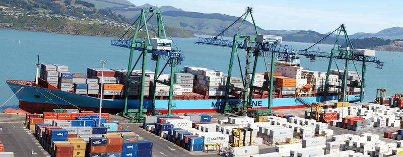 maersk dl ship shipping china nz new zealand