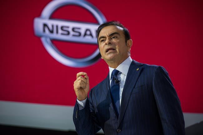 Un español dimite como directo de Nissan tras ser involucrado en el caso Ghosn