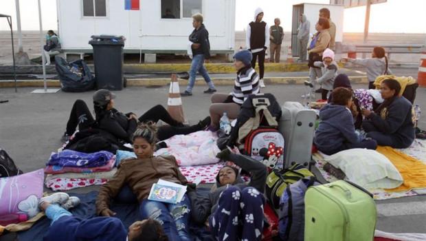 Cifra de migrantes venezolanos llega a 4,3 millones y sigue creciendo — Acnur