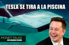 careta money talks coche submarino tesla