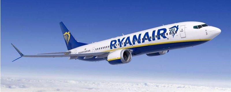 ep archivo - avion de ryanair