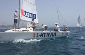 ep latinia youth sailing team