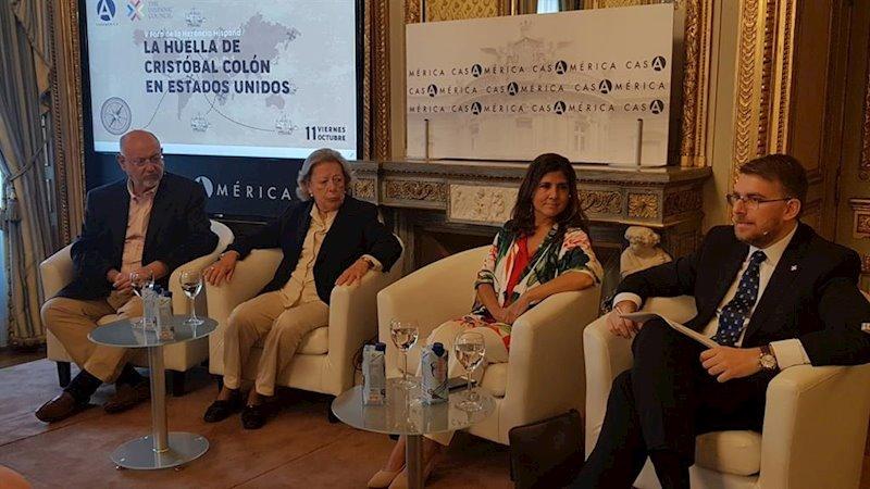 ep the hispanic council analiza la huella de colon en eeuu en el v foro de la herencia hispana