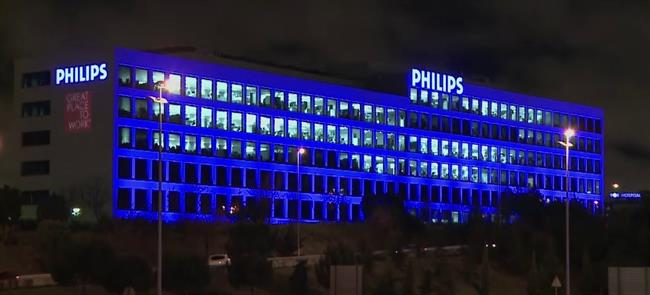 ep edificio philips lighting