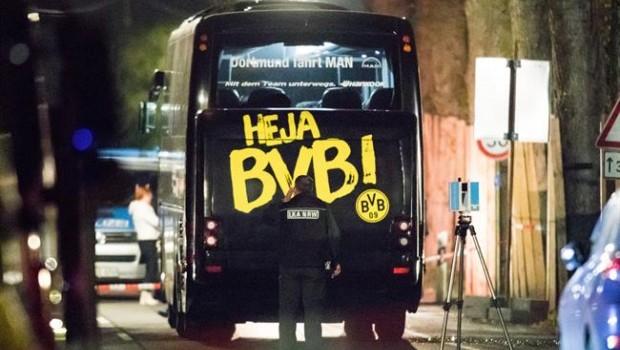 Dortmund bus bomber hoped to make millions