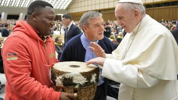ep papa franciscouna audiencia generalaula pablo vi