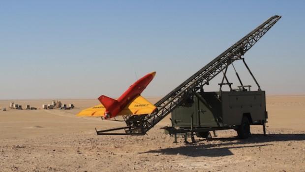 qinetiq defence military banshee