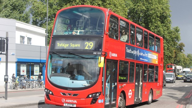 Arriva Bus Extends Cctv Contract With 21st Century Tech By 2 Yrs