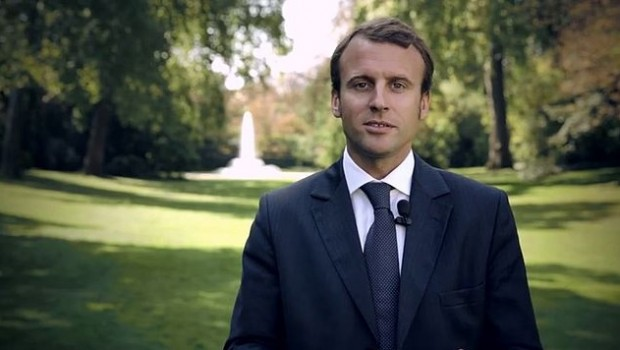 Macron's moment to make the planet great again