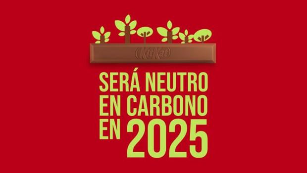 ep la marca kitkat espera llegar a las cero emisiones de carbono en 2025