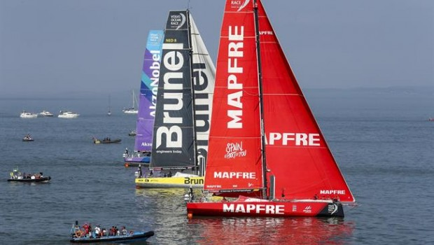 ep mapfre liderasalidala etapa 10la volvo ocean race