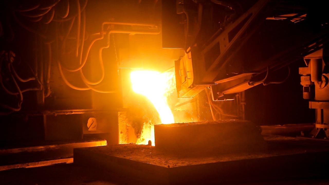La producción industrial de la Eurozona avanza un 1,3% en mayo
