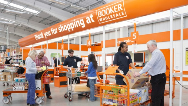 Booker sales surpass £5bn ahead of Tesco takeover