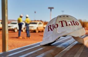 dl rio tinto miner mining pilbara iron ore australia ftse 100 min