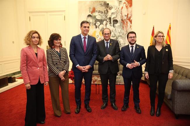 Nervios en ERC y el PDeCAT: 'Imploran a Moncloa' volver a negociar