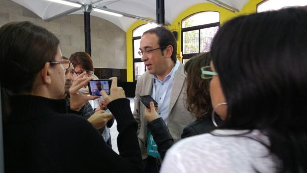 Josep Rull vota
