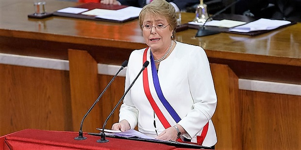 bachelet discurso 21 mayo chile