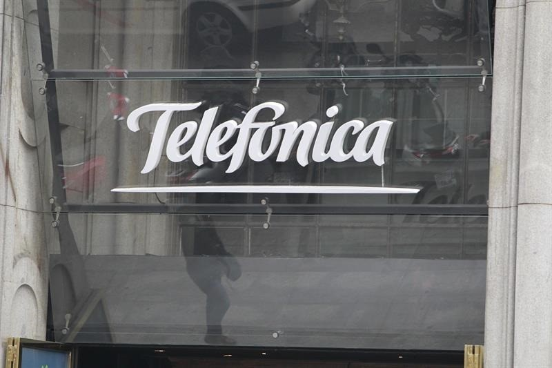 Telefónica se acerca al soporte clave del largo plazo