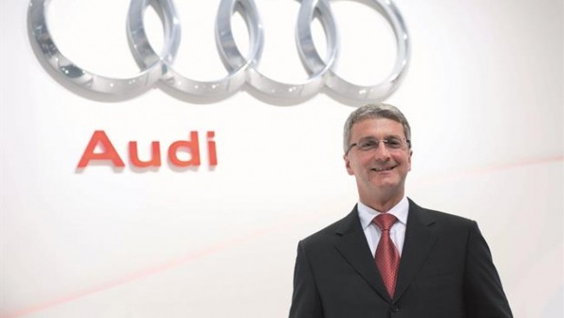 Rupert Stadler, presidente de Audi, detenido por su implicación en el 'dieselgate'