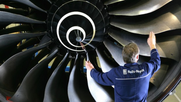 rolls royce engineering