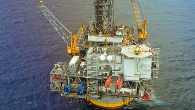 BP Mad Dog oil rig, Gulf of Mexico