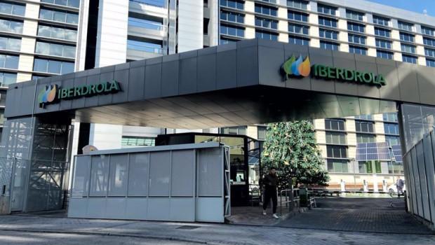 ep archivo   edificio de la sede de iberdrola en madrid
