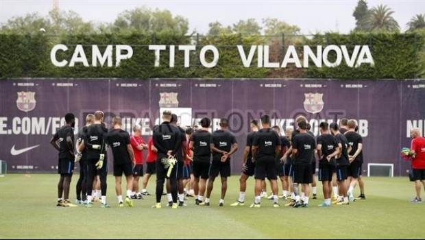 Vidal entre los citados: Valverde confirmó convocatoria del Barça contra Real Sociedad