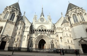 high court london royal courts